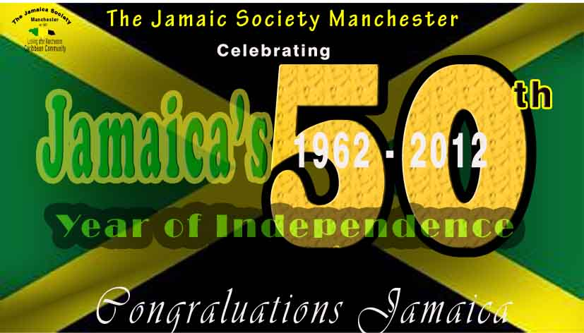 Jamaica 50th Independence Anniversary 6th August 2012